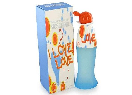 Moschino Ilove Love