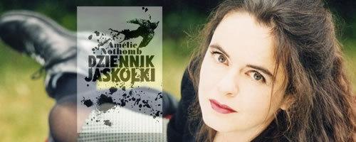 Dziennik Jaskółki Amelie Nothomb